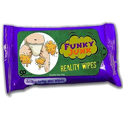Amazon.com: Reality Wipes – Gafas antibacterianas de yute ...