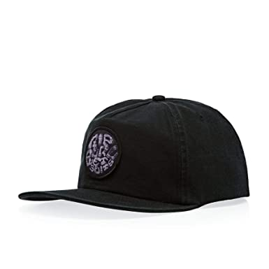 Rip Curl - Gorra de béisbol - para Hombre Negro Negro (Taille ...