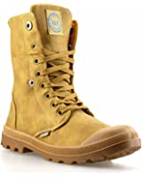 Ladies Womens Walking Hiking Trail Lace Up Combat Army Ankle Boots Shoes