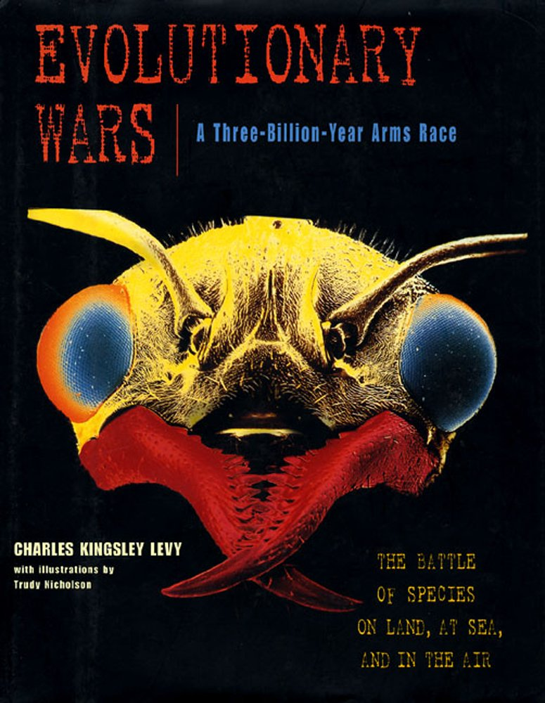 Evolutionary Wars: A Three Billion Year Arms Race