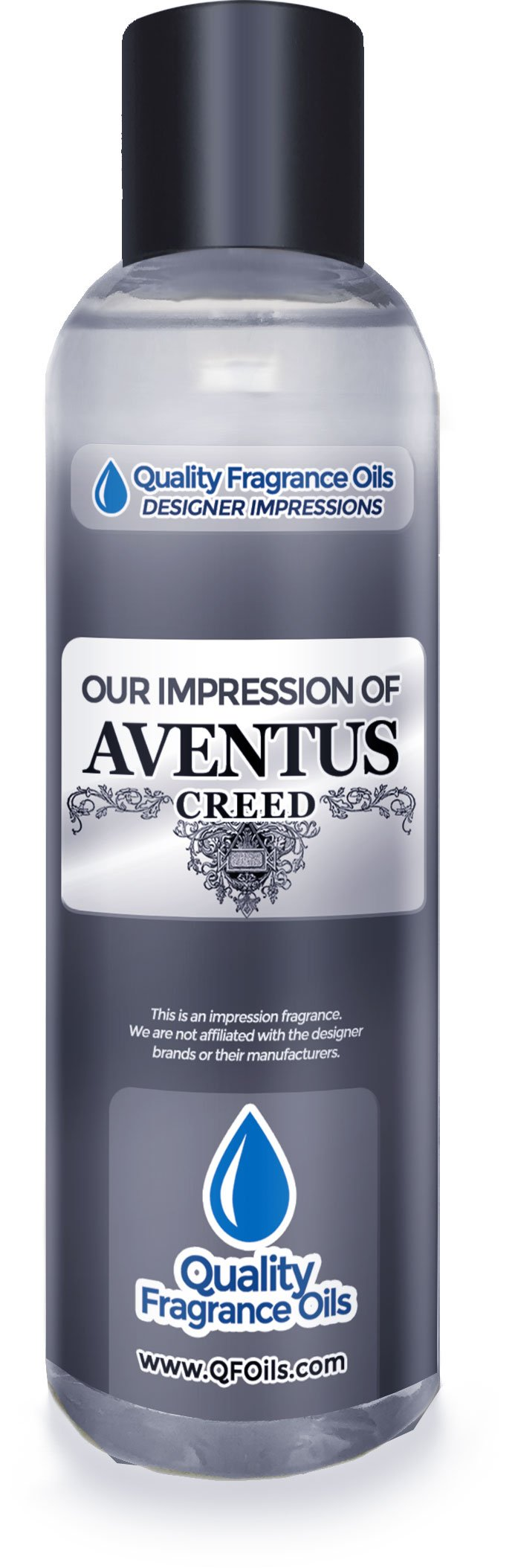 Aventus Impression By Quality Fragrance Oils (4oz) for Men - Generic version of Creed Aventus