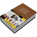 Book Safe Book Style Money Cash Locker Jewellery Home hidden Safe Box Dictionary Random color