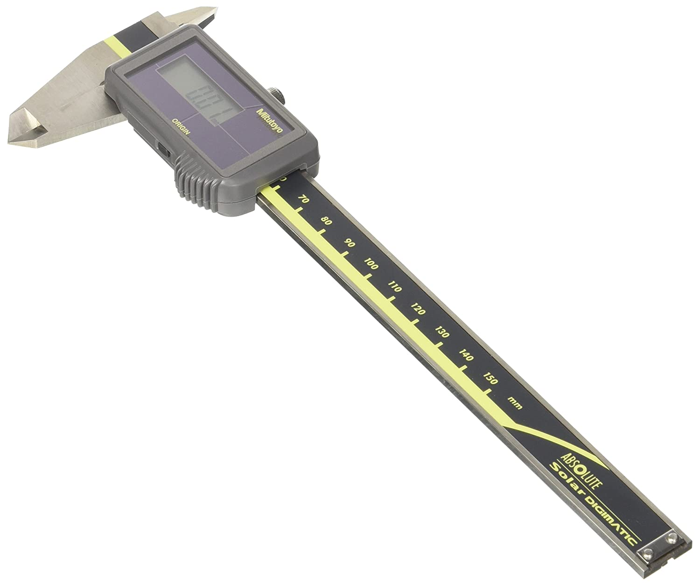 1 St/ück 500-457 Messbereich 150 mm MITUTOYO Digital Messschieber mit Datenausgang DIN 862 IP67