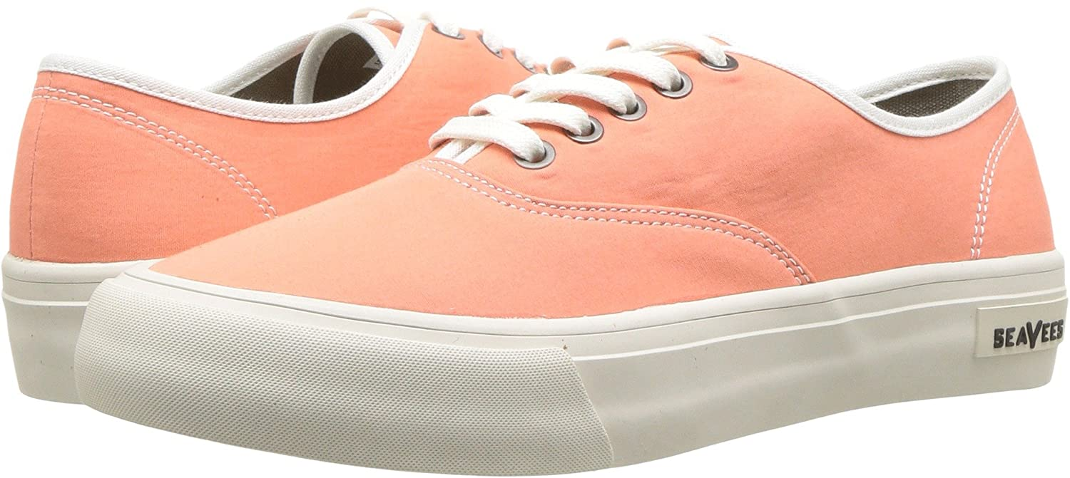 SeaVees Women's Legend Standard Seasonal Sneaker B074P6CJ9J 11 M US|Coral