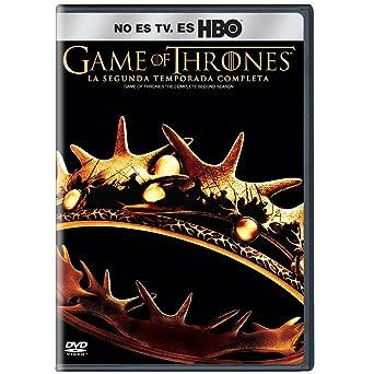 Game Of Thrones Temporada 2 Español Edicion Latina: Amazon.es ...
