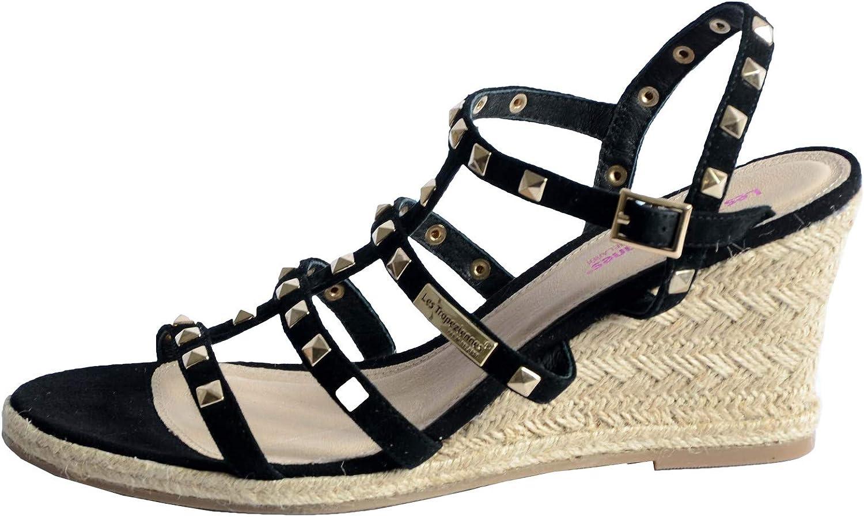 Les Tropéziennes par M. Belarbi Women's Heels Open Toe Sandals