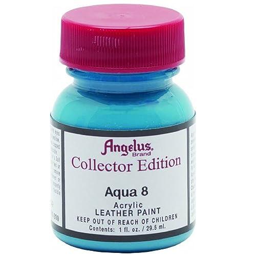 4a602333b0bd Amazon.com  Angelus Collector s Edition Paint in Aqua 8