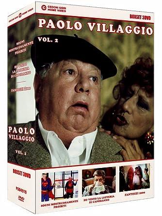Paolo Villaggio Volume 02 Amazon It Paolo Villaggio Antonio