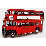 London Bus Harrods Deluxe Fridge Magnet - LS15