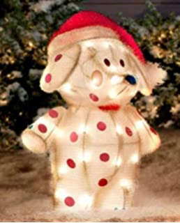 rudolph misfit elephant prelit yard decoration holiday - Rudolph And Friends Christmas Decorations