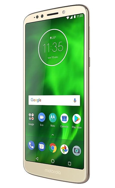 32c757654 Motorola Moto G6 Play - Smartphone de 5.7 quot  HD+ (Android 8.0 Oreo