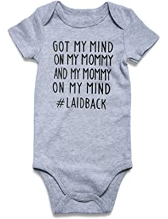 91efc6f51c5b Amazon.com  OUBAO Newborn Toddler Baby Romper Girl Rompers Playsuit ...