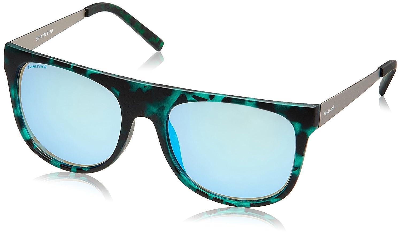 c3ac69e6f0896 Fastrack Mirrored Wayfarer Men s Sunglasses - (C059GR2
