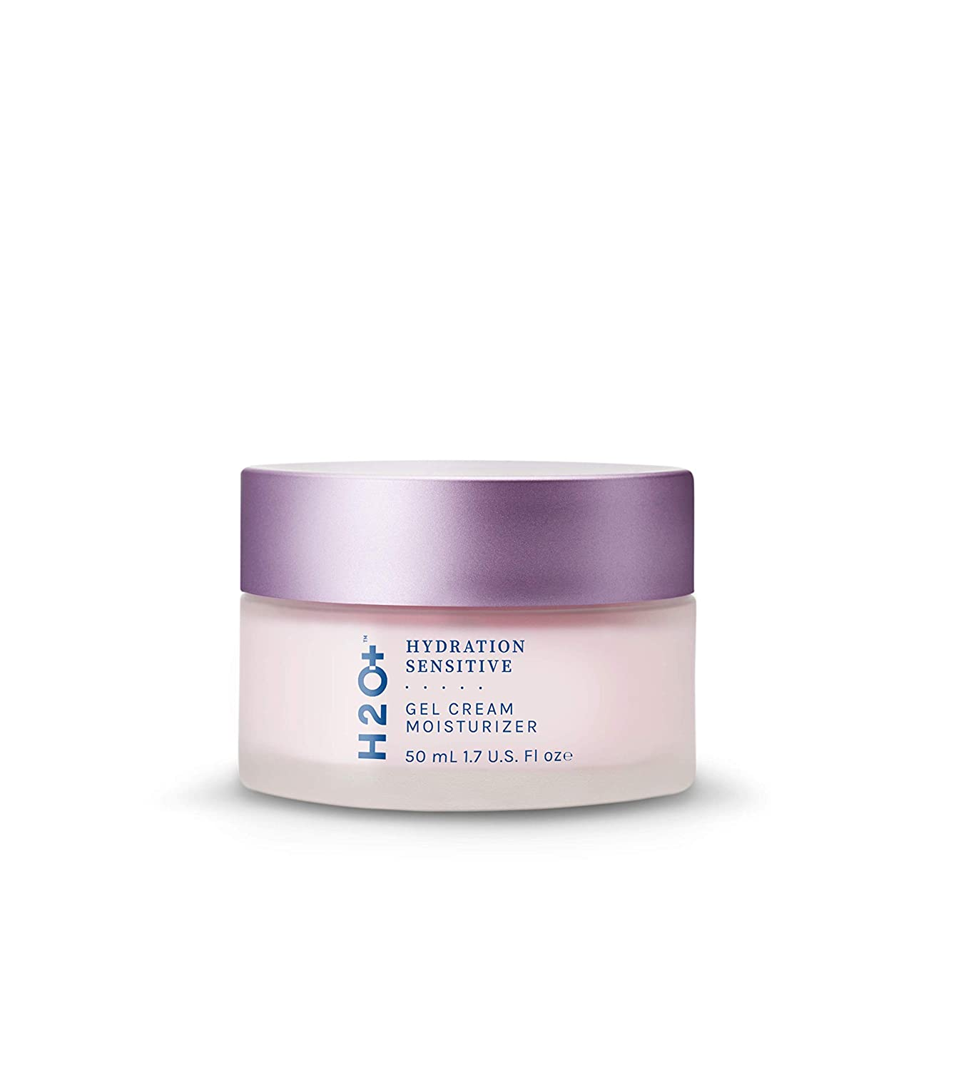 Gel Cream Sensitive Skin Moisturizer for Face | H2O+ Japanese Skin Care | Luxury Clean Beauty | Hydration Sensitive Collection