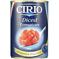 Cirio Diced Tomatoes, 400 g