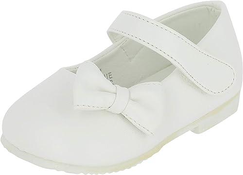 Boutique-Magique Chaussures Blanches gar/çon Mariage bapt/ême
