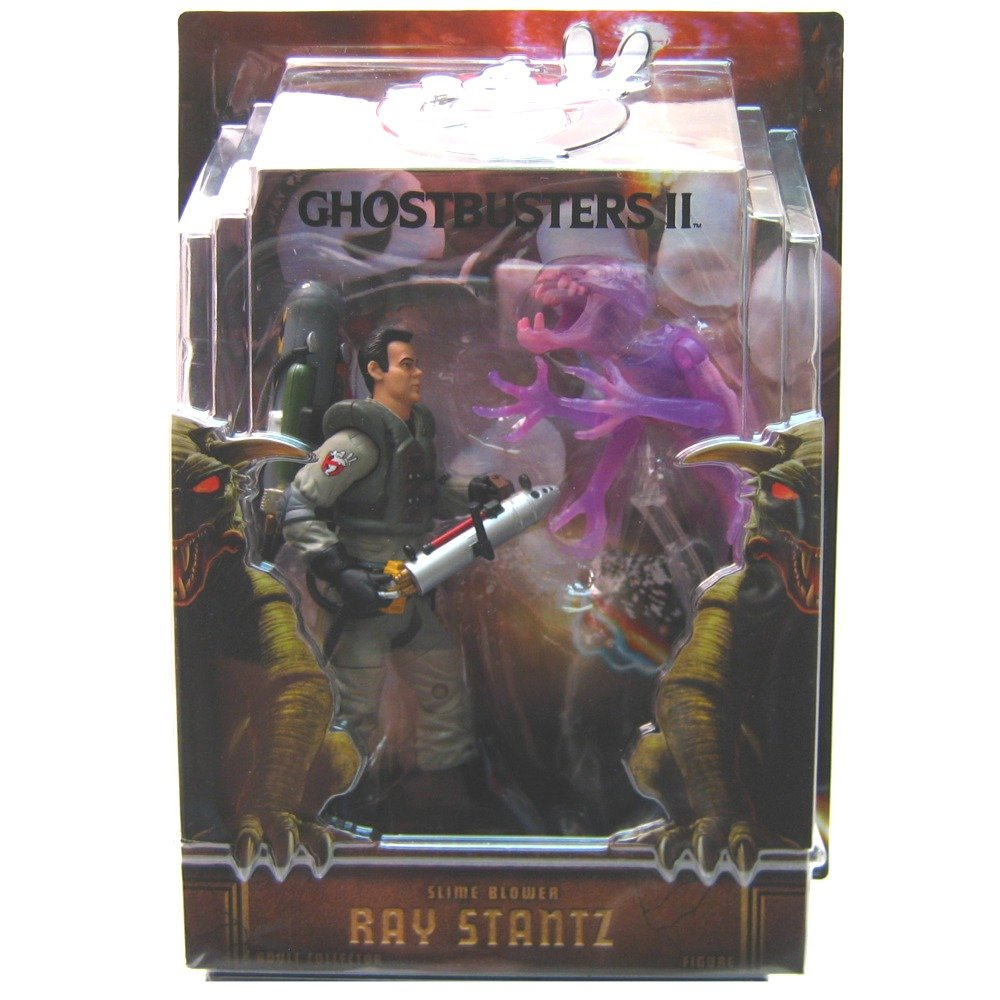 Ghostbusters 16cm Figur: Ray Stantz with Slime Blower