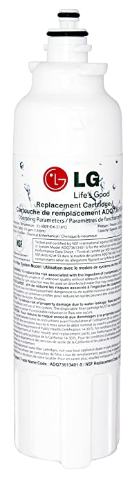 Top 9 Lg Lsxs26366s Refrigerator Water Filter