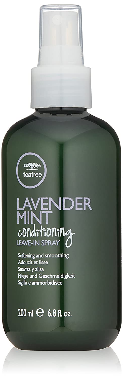 Tea Tree Lavender Mint Conditioning Leave-in Spray B06ZYRYS8C