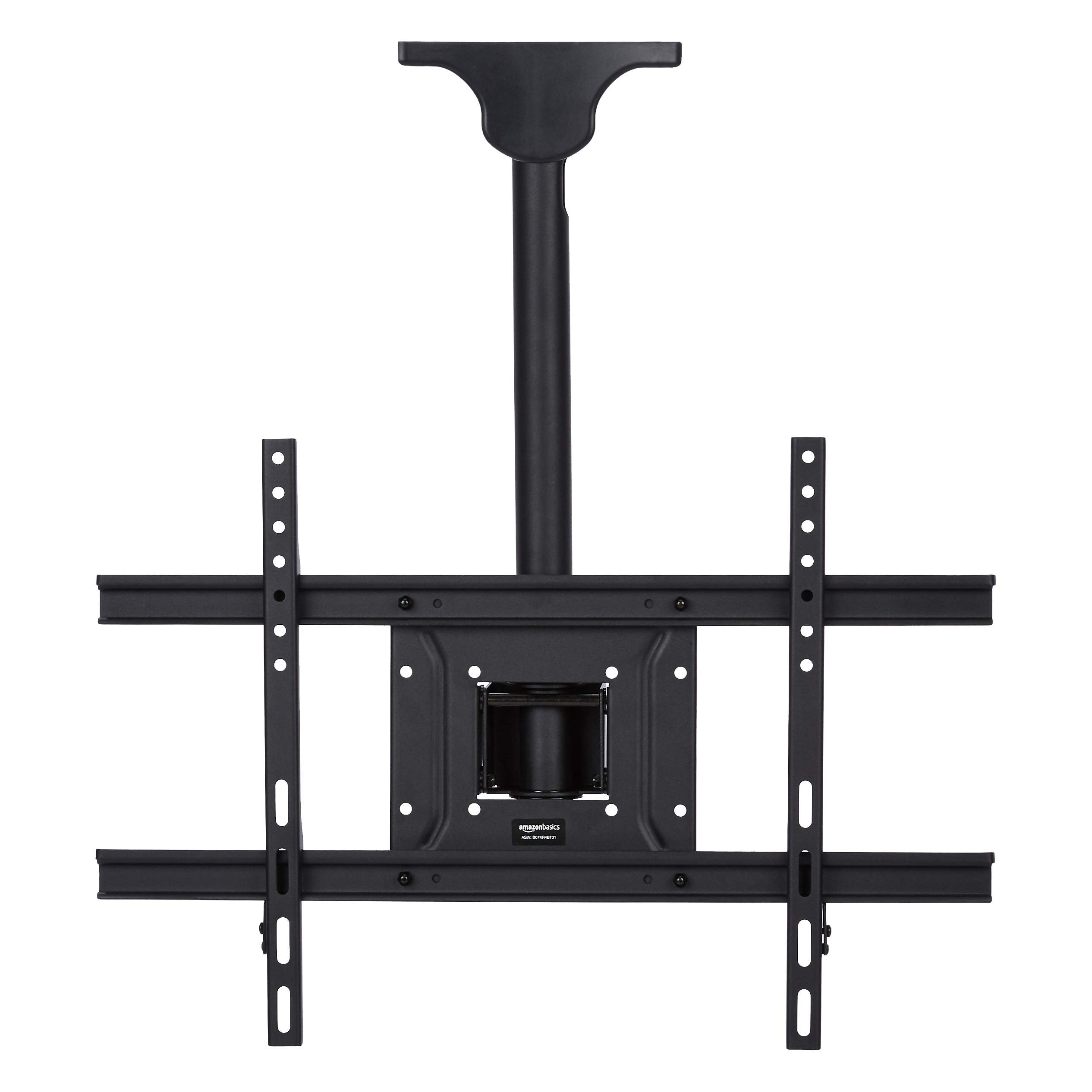 'AmazonBasics Ceiling TV Mount, 37'' to 80'' (Renewed) by AmazonBasics