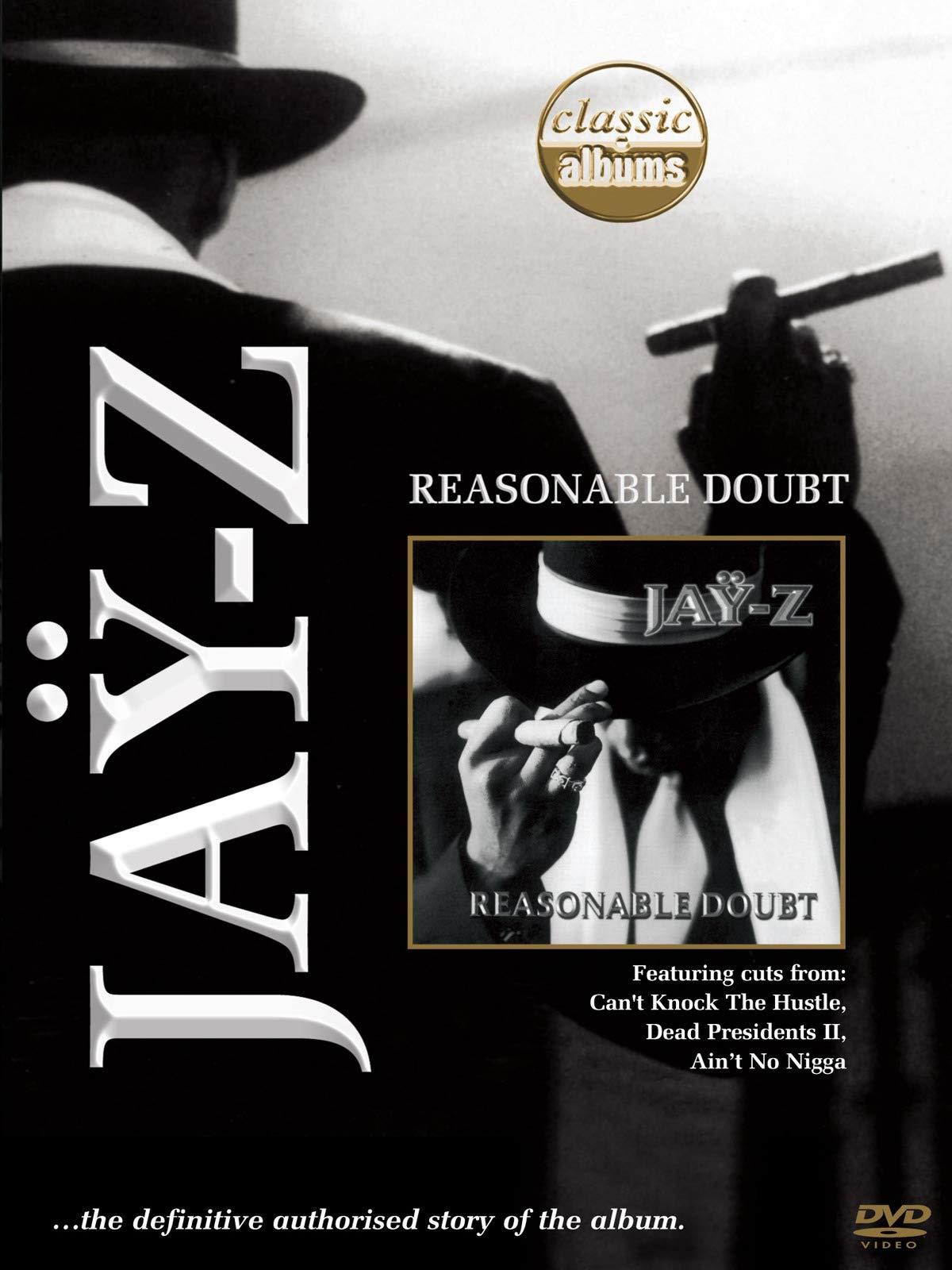 Jay-Z - Reasonable Doubt (Classic Album) on Amazon Prime Video UK