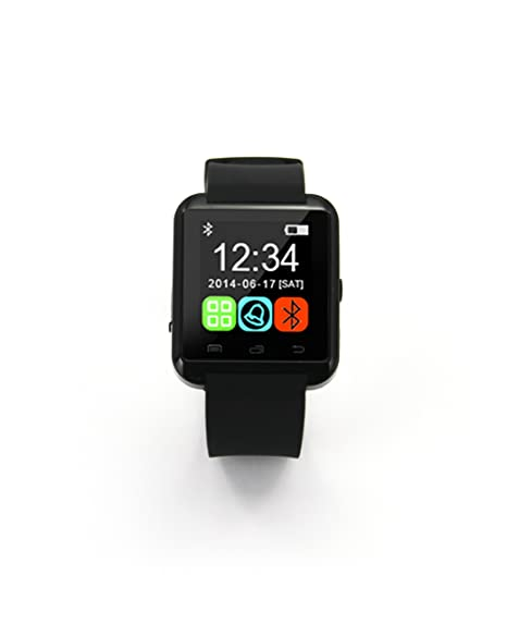 Amazon com: PHtronics Bluetooth Smart Watch for IOS, Android