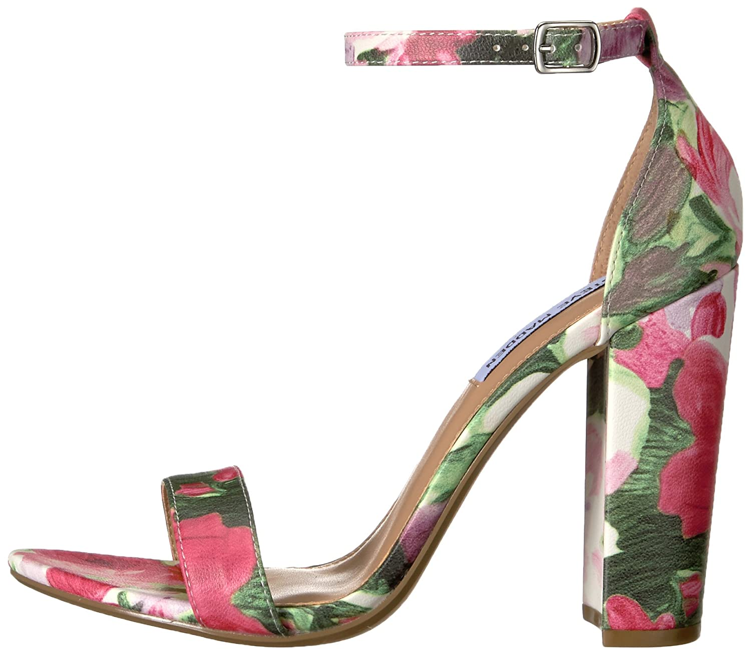 Steve Madden Women's Carrson Dress US|Floral Sandal B01MDTRGPD 7.5 B(M) US|Floral Dress Multi 5d4c63