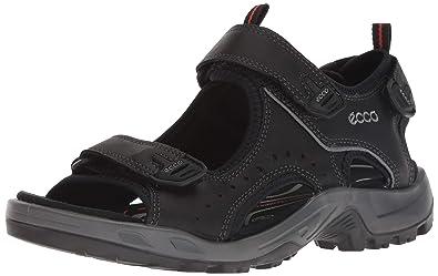 3f57766c91b ECCO Men s Offroad Tarmac Sandals  Amazon.co.uk  Shoes   Bags