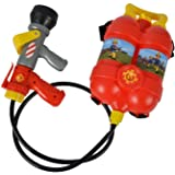 Simba 109252126 - Feuerwehrmann Sam Tankrucksack