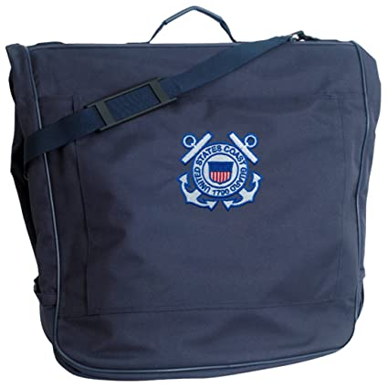 0740fbe5a8f7 Amazon.com   US Coast Guard Navy Blue Garment Bag   Sports   Outdoors