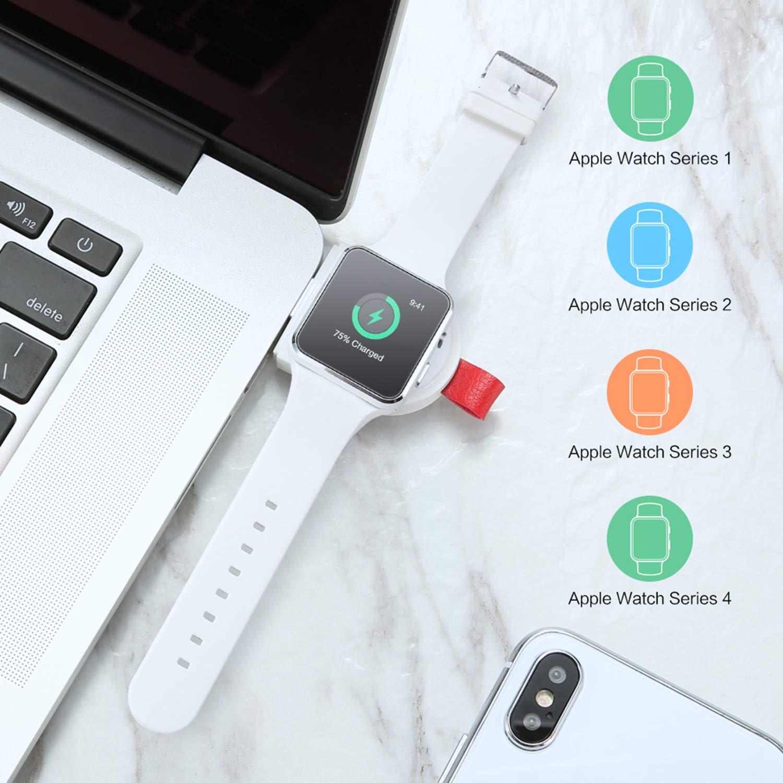 FLOVEME - Cargador inalámbrico magnético portátil para Apple ...