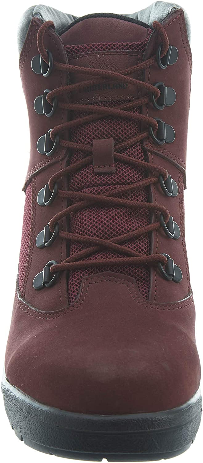 Timberland Limited Field Boys Boots Burgundy tb0a1asa