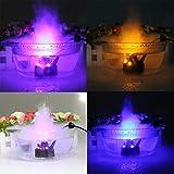 12 LED Mist Maker, Goodwish Color Changing Fogger