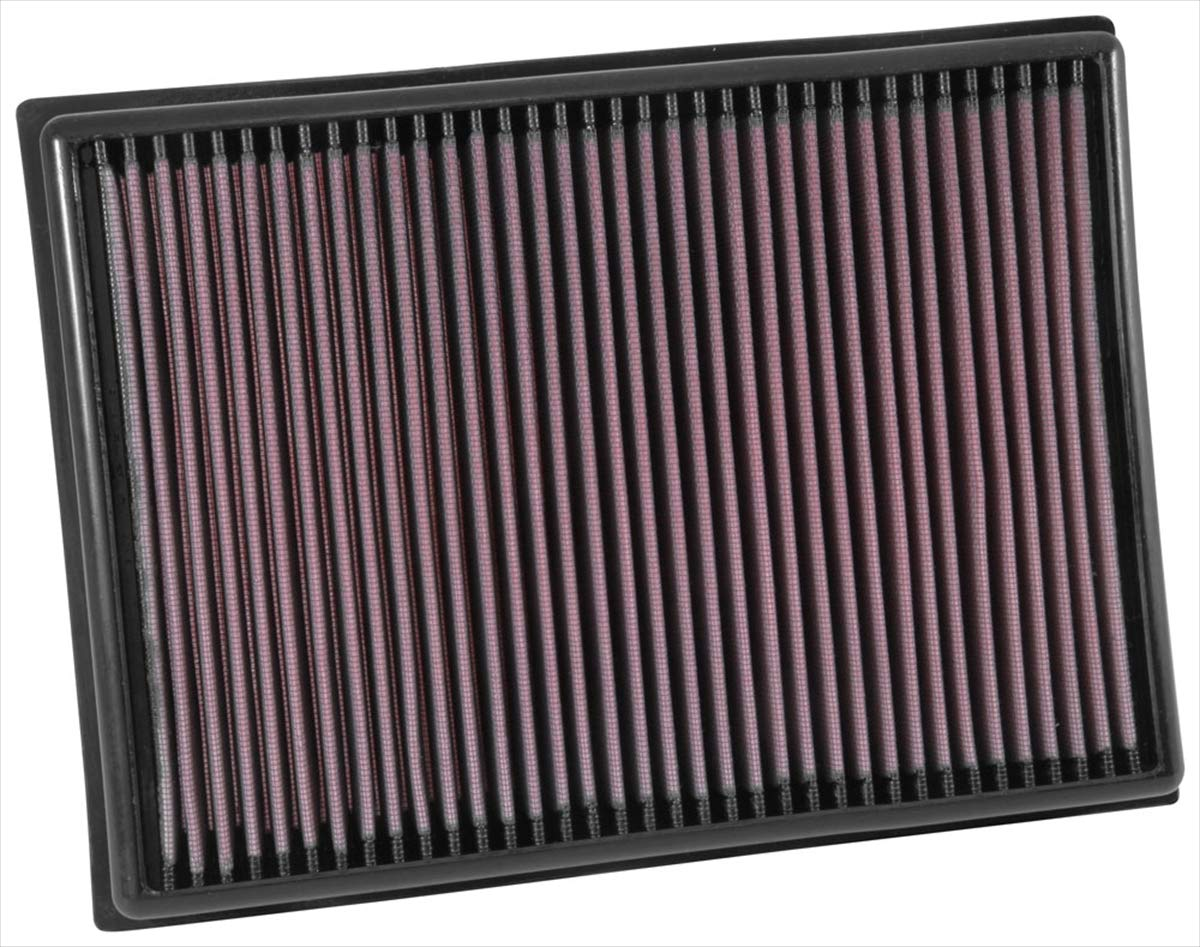 K/&N 33-2438 High Performance Replacement Air Filter