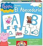 Educa -Los Números Peppa Pig Juego Educativo para Bebés, Multicolor, 22.5 x 22.5 x 4.7 cm (15652)