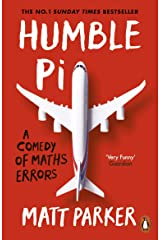 Humble Pi: A Comedy of Maths Errors Paperback
