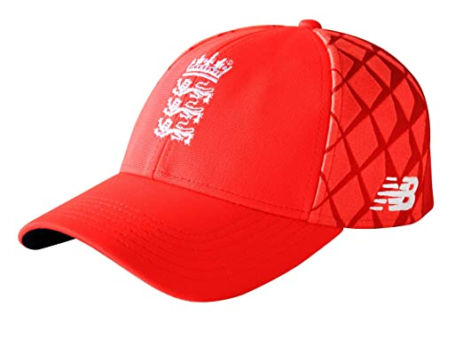 f8ed391a New Balance England Cricket Official T20 Snap Hat - Flame