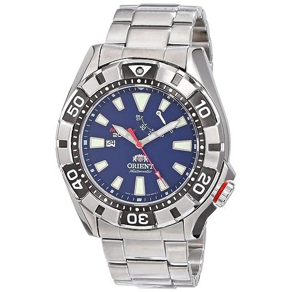 Orient M-Force - Reloj de pulsera automático para hombre (con reserva de carga
