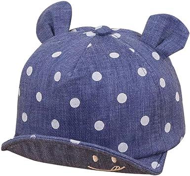 Toddler Infant Baby Boys Girls Summer Peaked Baseball Beret Sun Hat Bonnet Cap