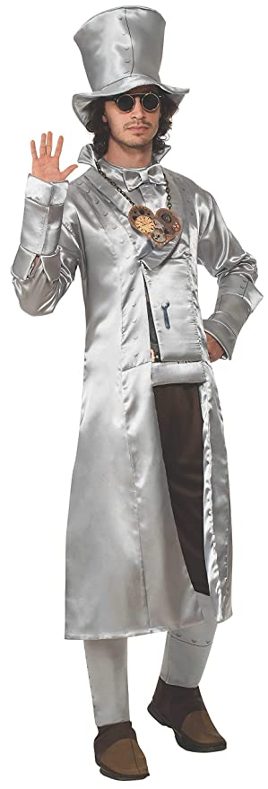 Disfraz de Hombre de Hojalata Mago de Oz steampunk para hombre  Amazon.es   Ropa y accesorios d2cc78fb9dd