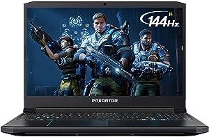 "2019 Acer Predator Helios 300 15.6"" FHD Gaming Laptop Computer 9th Gen Intel Hexa-Core i7-9750H Up to 4.5GHz 24GB DDR4 RAM 2TB PCIE SSD + 1TB HDD GeForce GTX 1660 Ti 6GB Backlit Keyboard Windows 10"