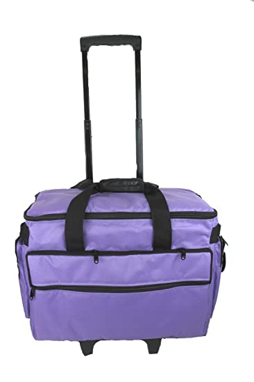 Amazon Bluefig Sewing And Embroidery Machine Trolley Case New Bluefig Tb19 Sewing Machine Trolley