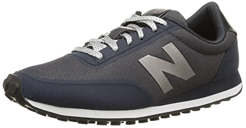 New Balance WL410 B, Baskets mode femme Bleu (Pb Navy