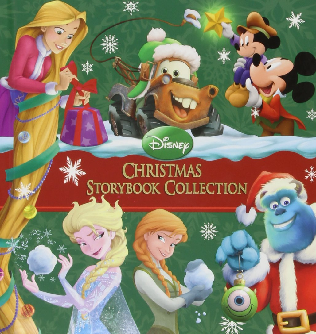 disney christmas storybook collection elle d risco calliope glass disney storybook art team 8601419491490 amazoncom books