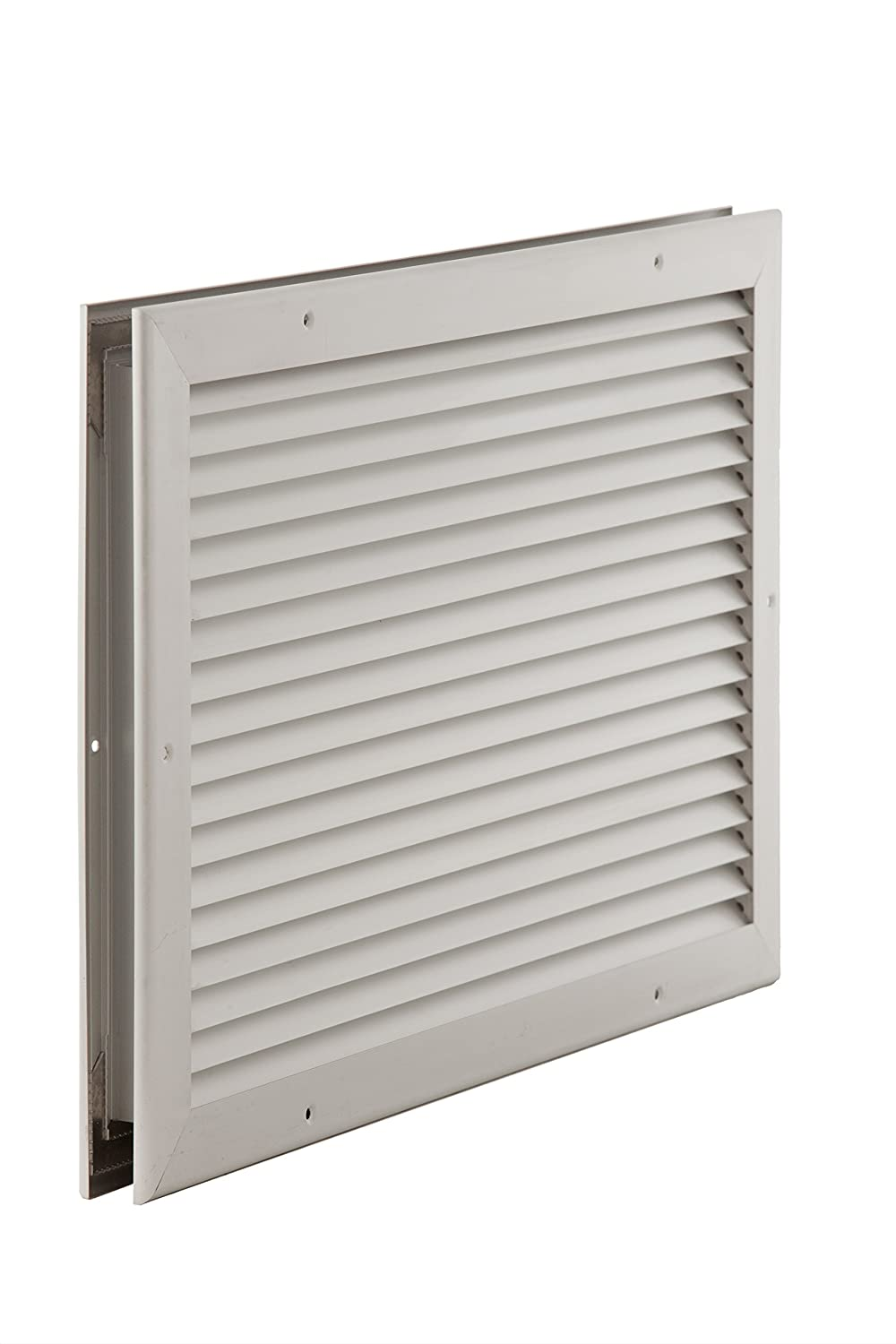 ACP 24 x 12 24 x 12 Air Conditioning Products Co. ADL 24x12 Aluminum Door Louver Air Conditioning Products ACP