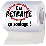 Rouleau Papier WC Retraite