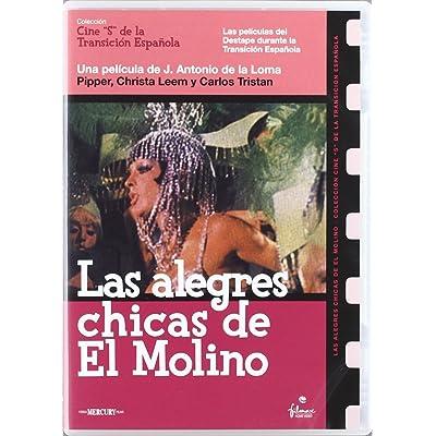 Las Alegres Chicas Del Molino (S) [DVD]