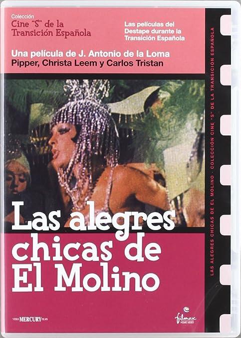 Las Alegres Chicas Del Molino (S) [DVD]: Amazon.es: Varios: Cine y ...