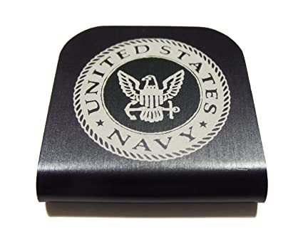 0a2dbf1eda55 Navy USN Morale Tags Hat Clip for Tactical Patch Caps