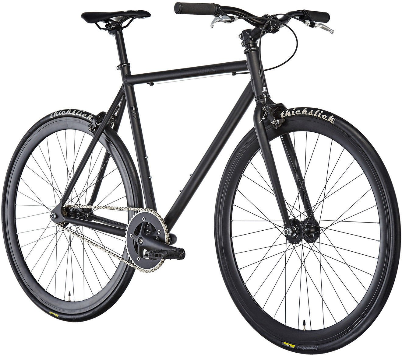 Fixie Inc. Floater Black 2018 Cityrad: Amazon.de: Sport & Freizeit